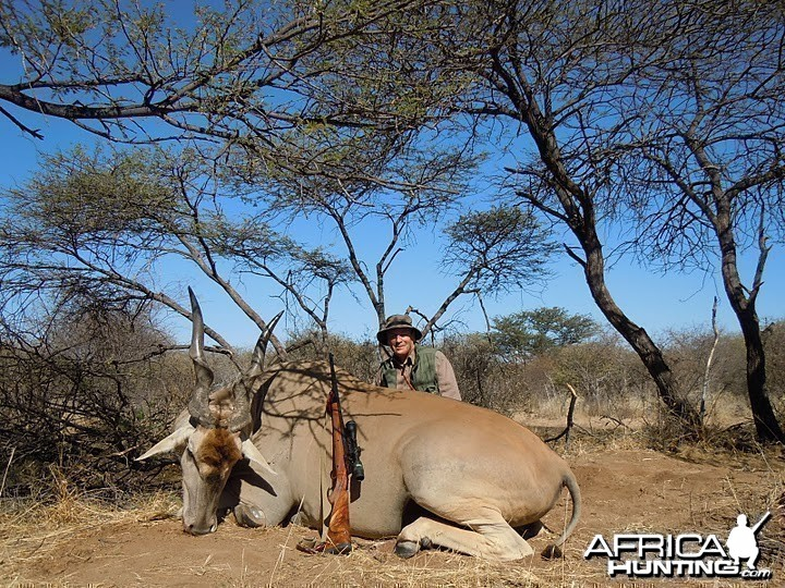 """38"""" Eland - Eden Namibia"""