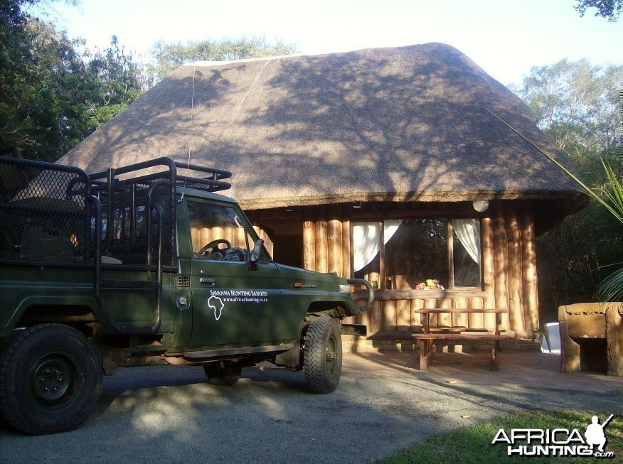 Zululand camp Savanna hunting safaris