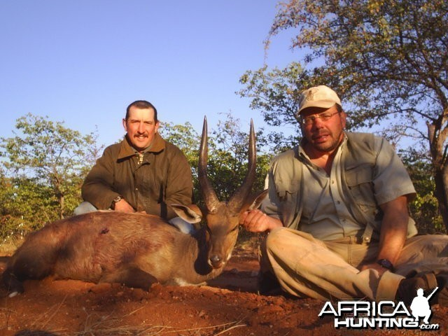 Bushbuck Hunting with Savanna Hunting Safaris