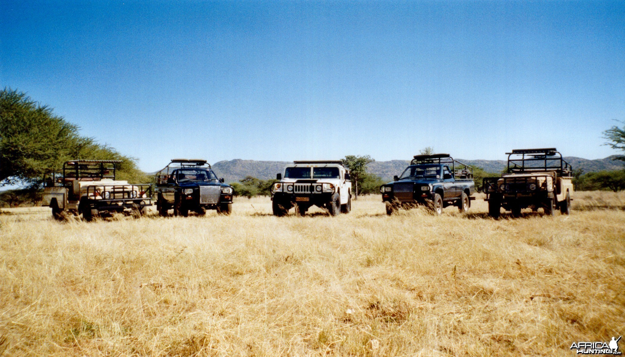 Hunting Vehicles