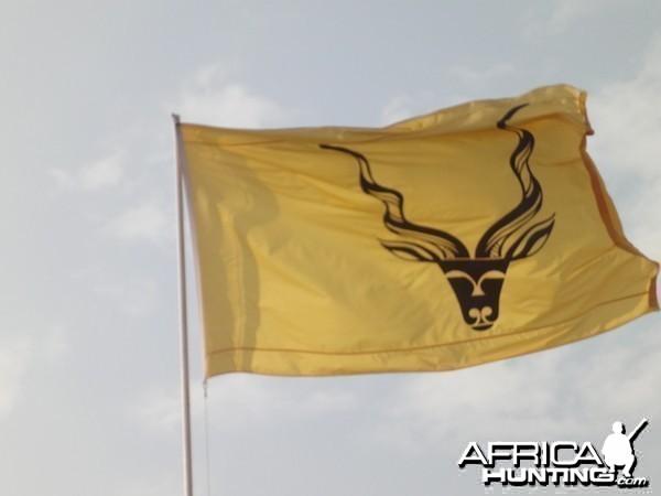 Ozondjahe Hunting Safaris Flag