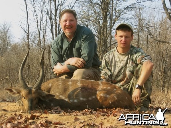 Bushbuck Hunt in Zimbabwe