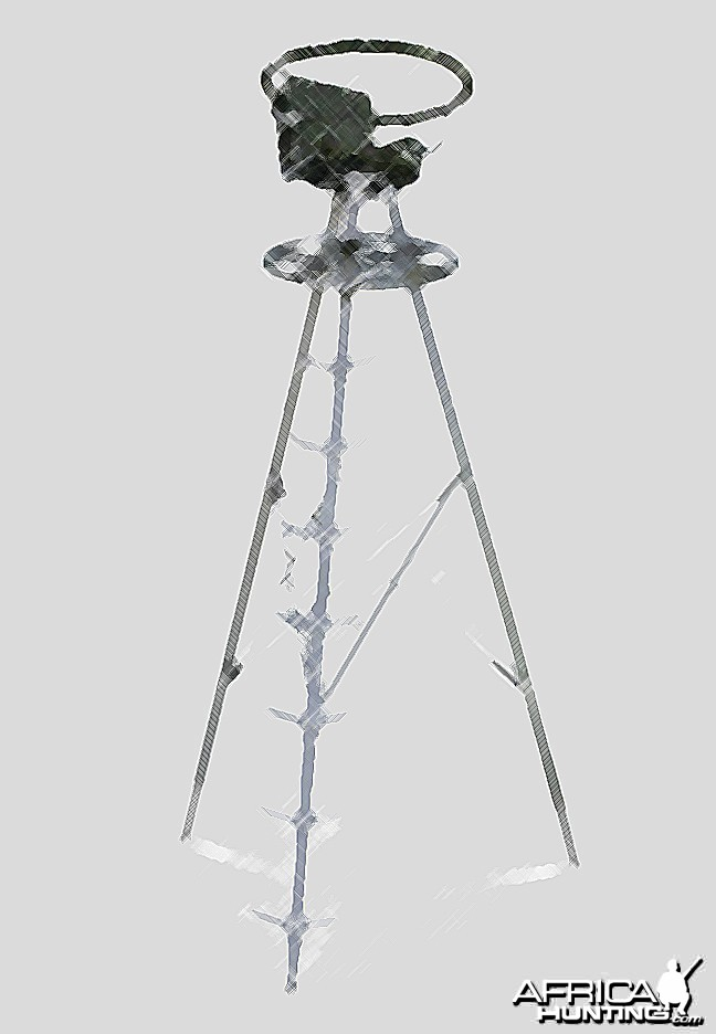 Tripod Hunting Tree Stand