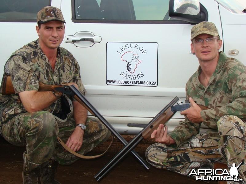 Rockpigeon Hunting