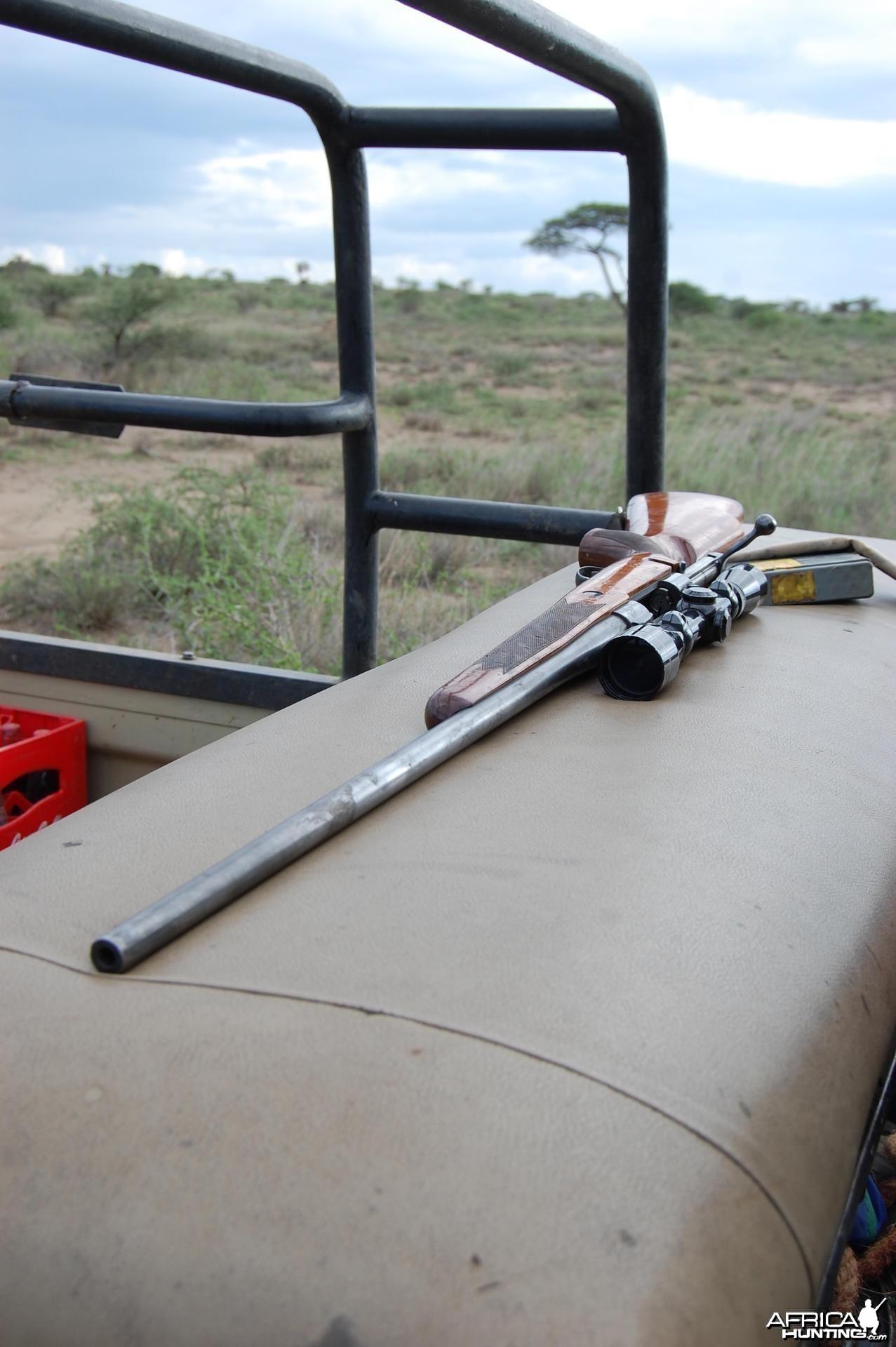 Rifle Tanzania
