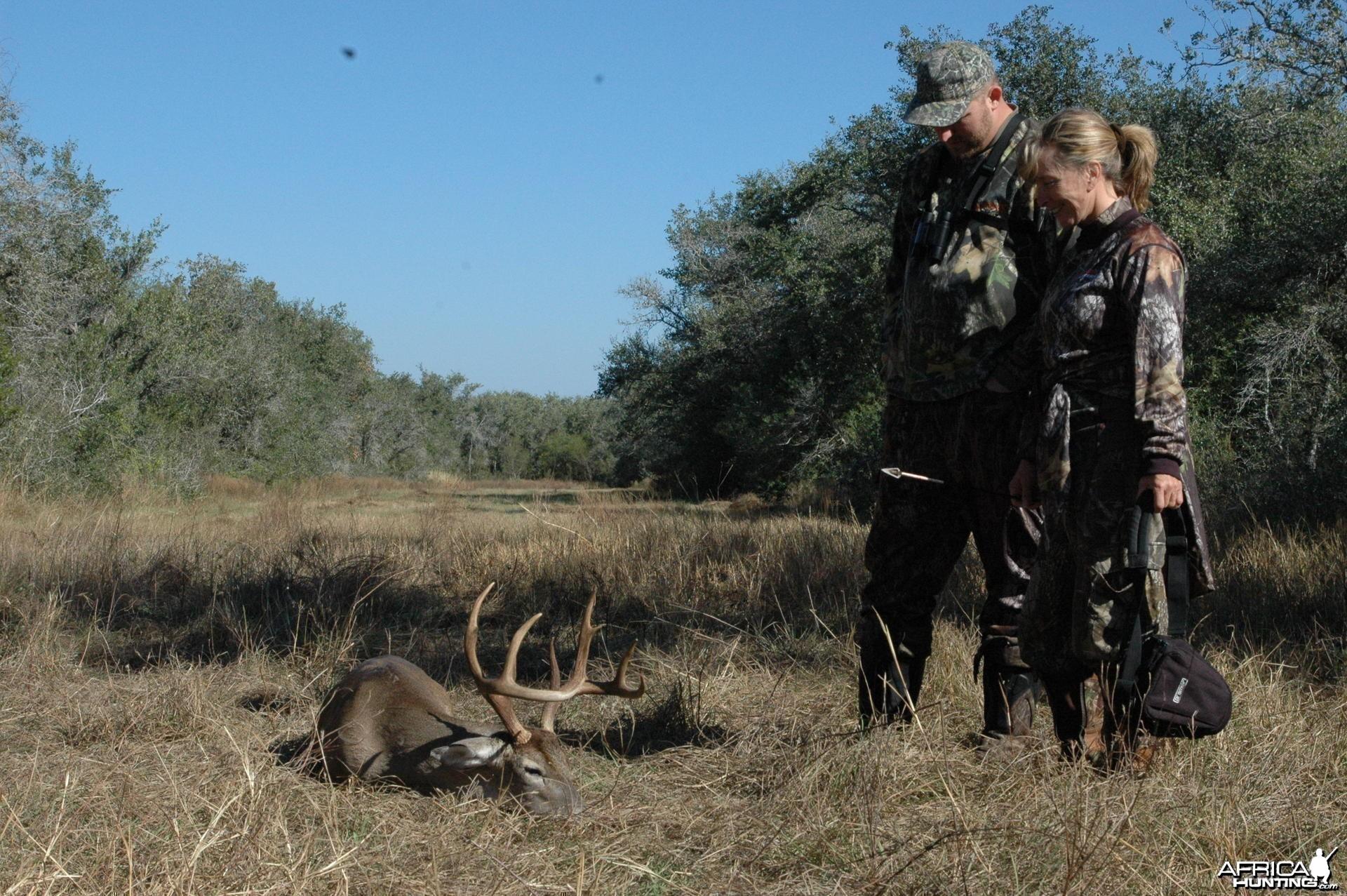 Bowhunting Deer