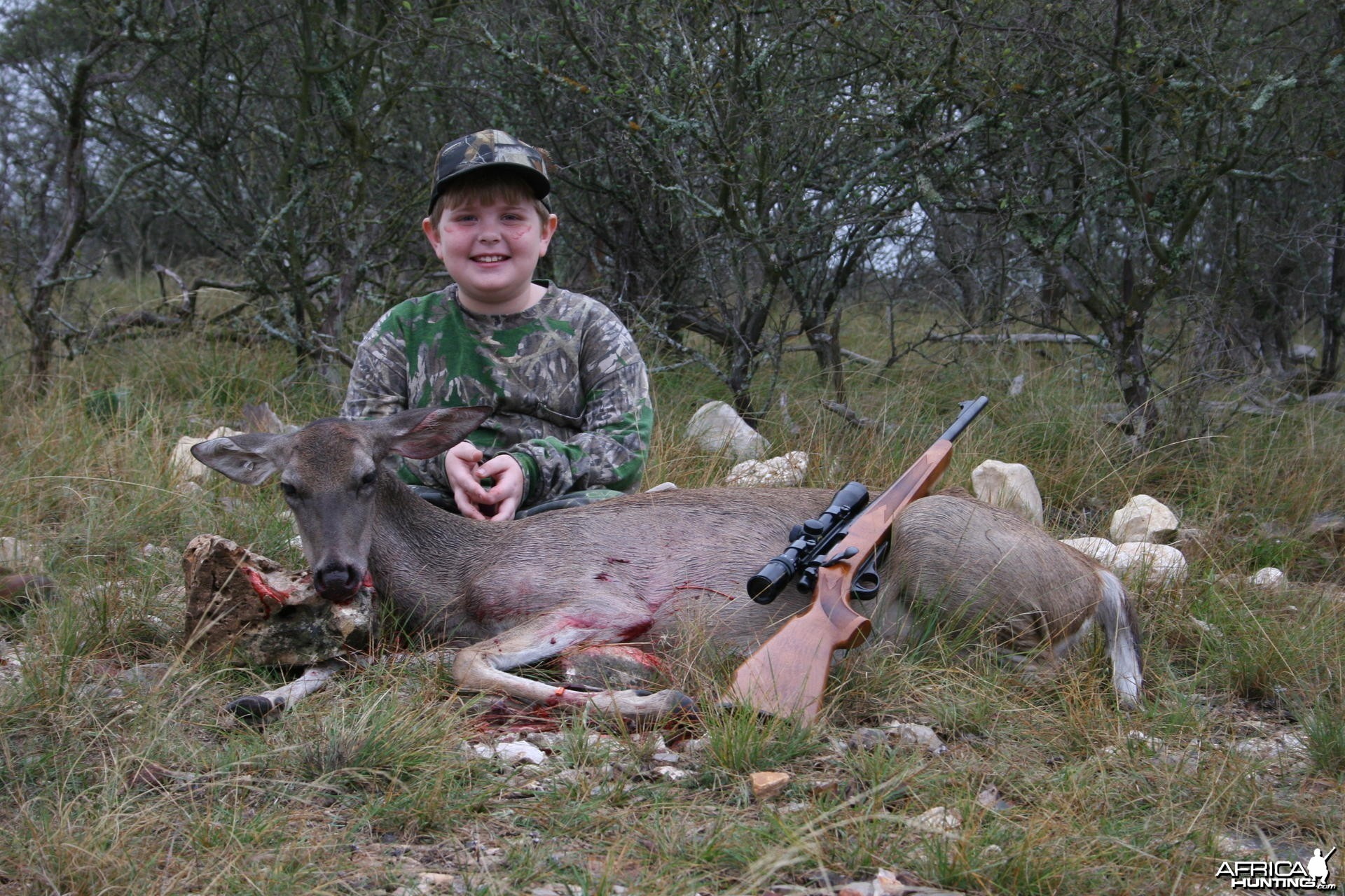 Kids and Hunting