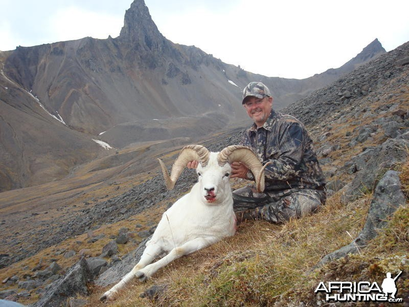 Alaskan Sheep Hunt