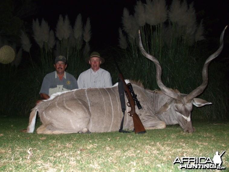 48 inch Cape Kudu