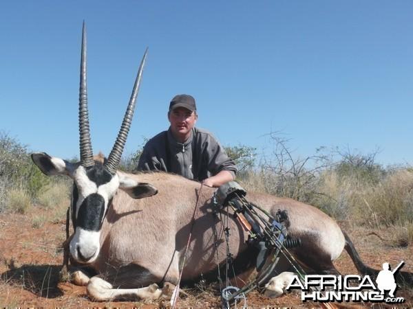 Oryx, Namibia 2009