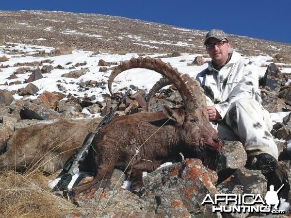 Hunting Ibex, Kirgisia 2010
