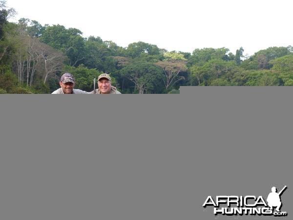 Buffalo hunted in CAR