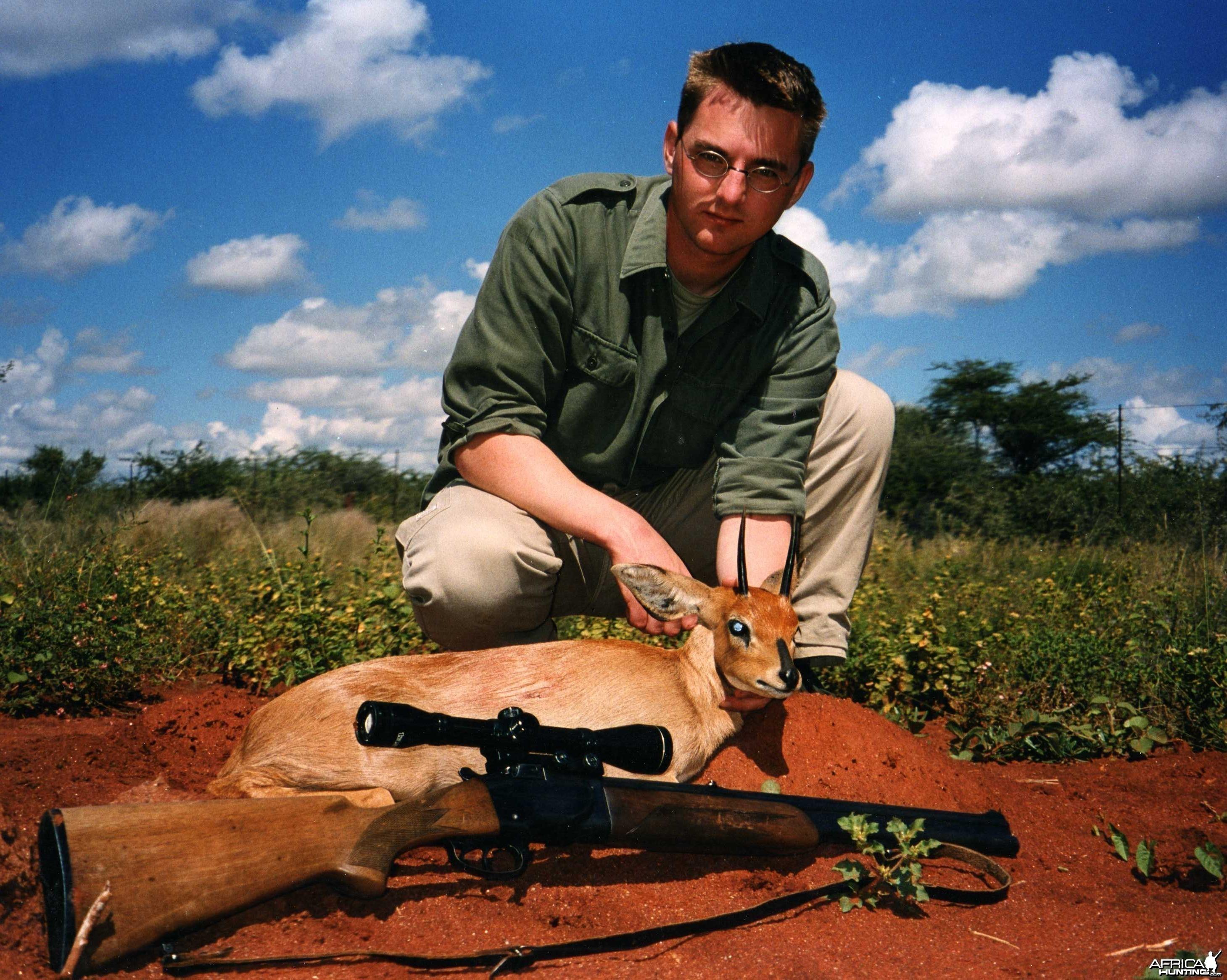 Steenbuck, Namibia 2002