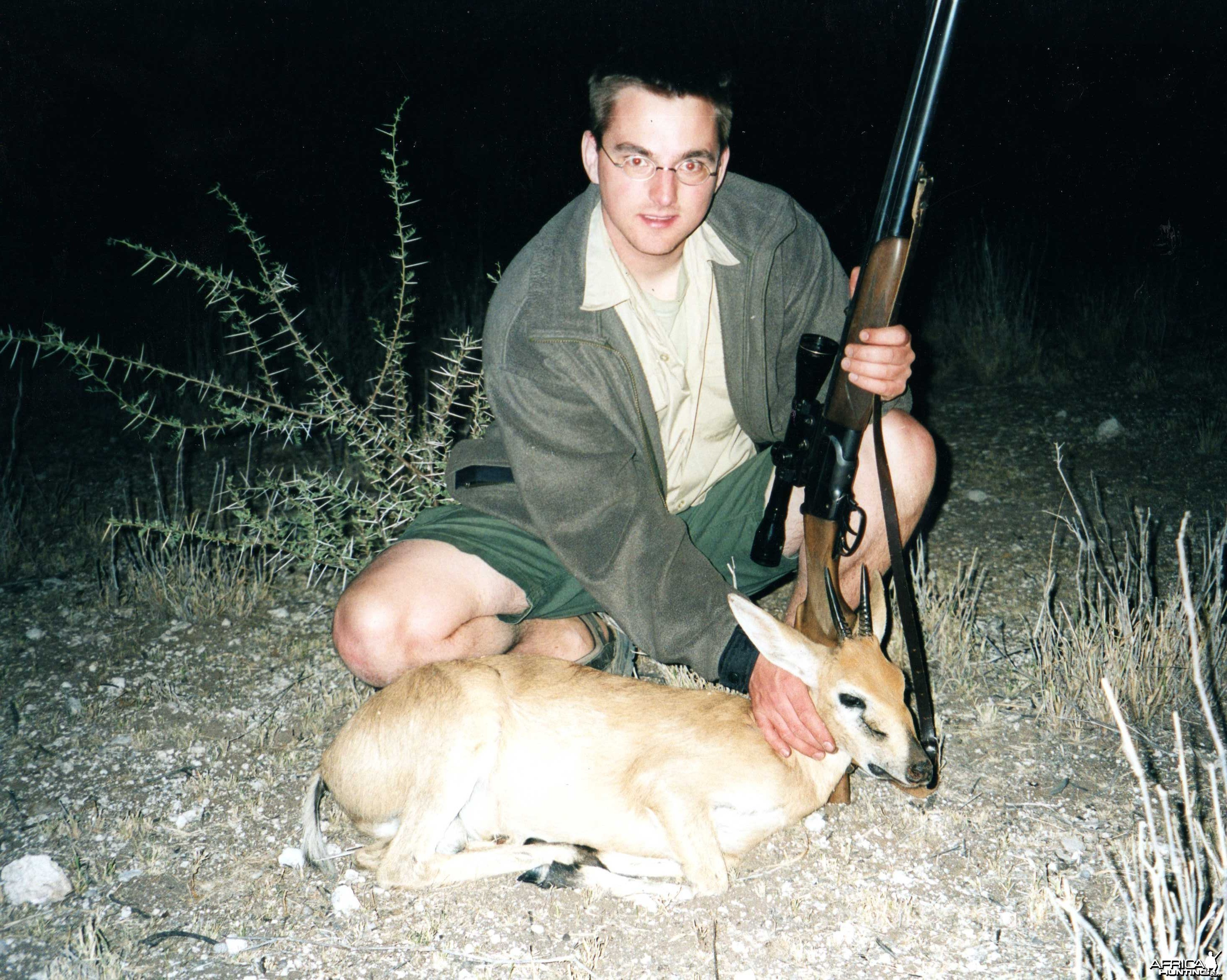 Duiker, Namibia 2003