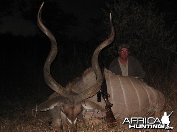 Kudu, Zimbabwe 2006