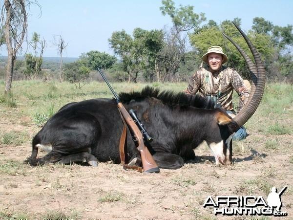 Hunting Sable at Sadaka Safaris, South Africa, Limpopo