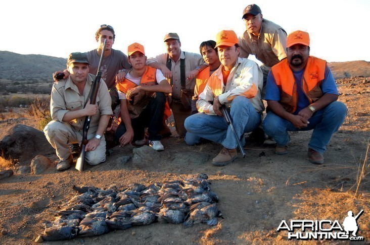Hunting Mexico