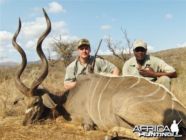 Kudu Leeukop Safaris
