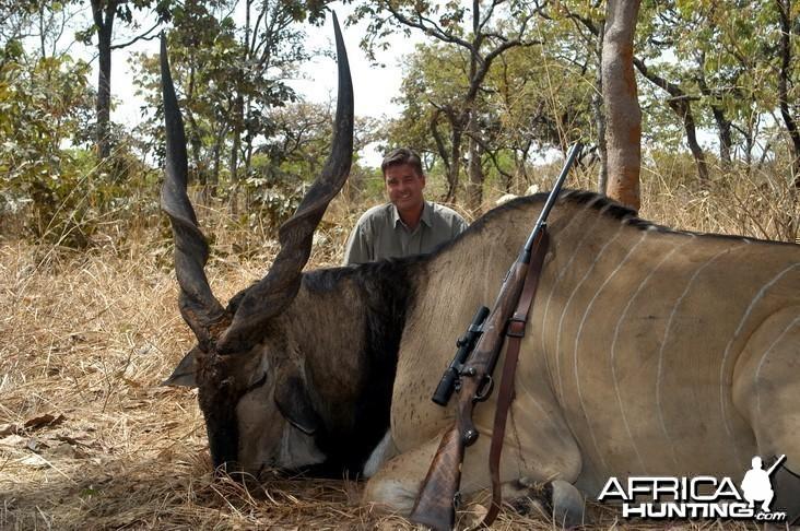 Hunting Eland Derby