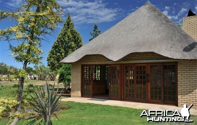 Linksfontein Lodge - Wintershoek Johnny Vivier Safaris in South Africa