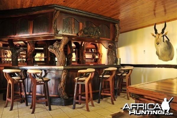 Linksfontein Lodge - Wintershoek Johnny Vivier Safaris in South Africa