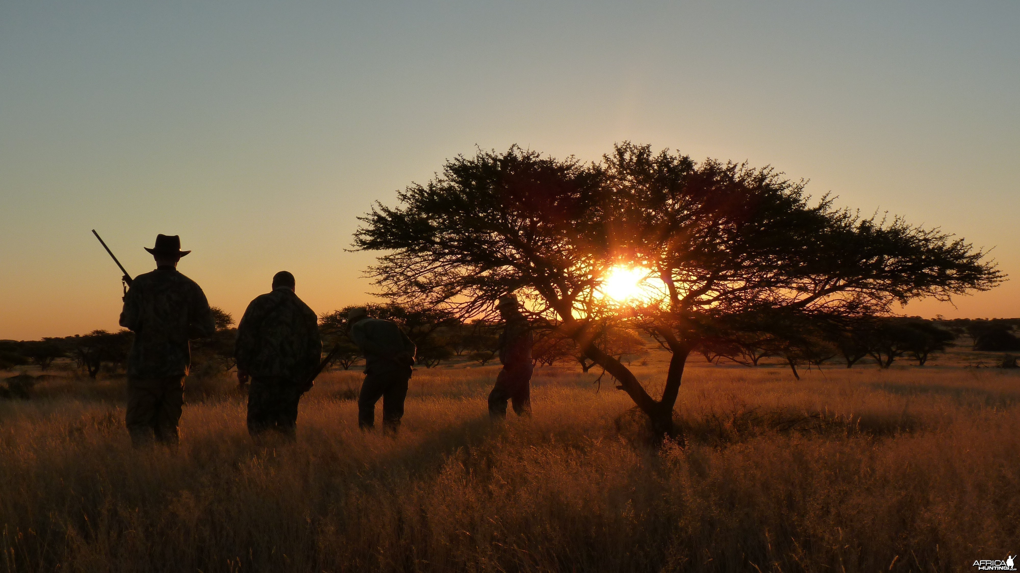 Hunting with Wintershoek Johnny Vivier Safaris in South Africa