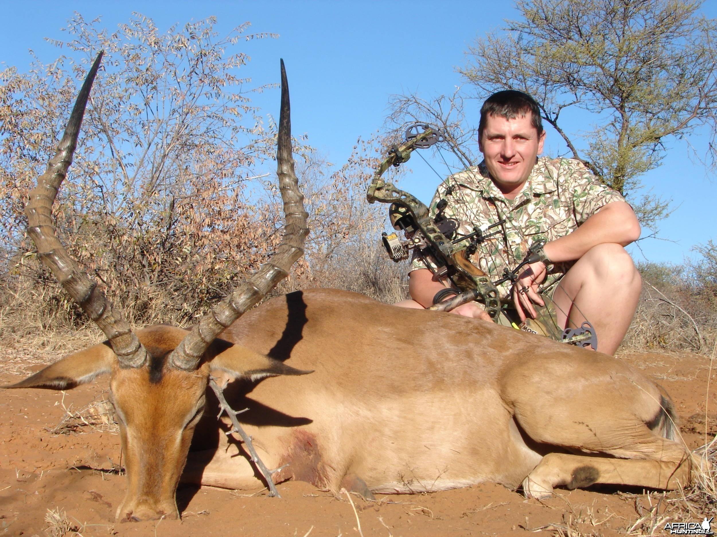 Impala Bow kill