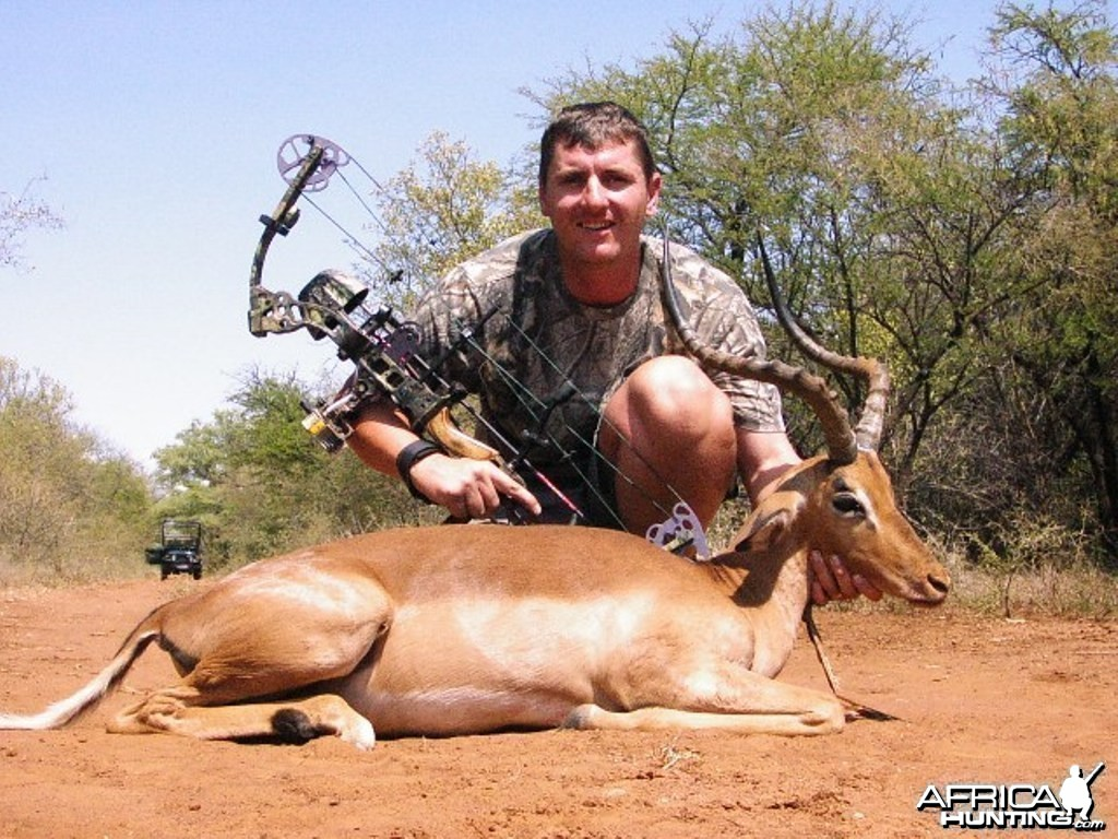 1st Impala Bow Kill