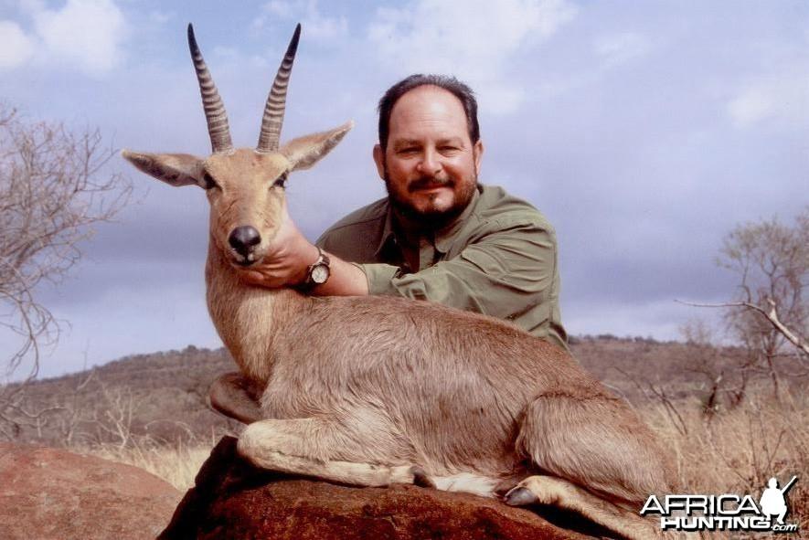Hunting Mountain Reedbuck with Wintershoek Johnny Vivier Safaris in SA