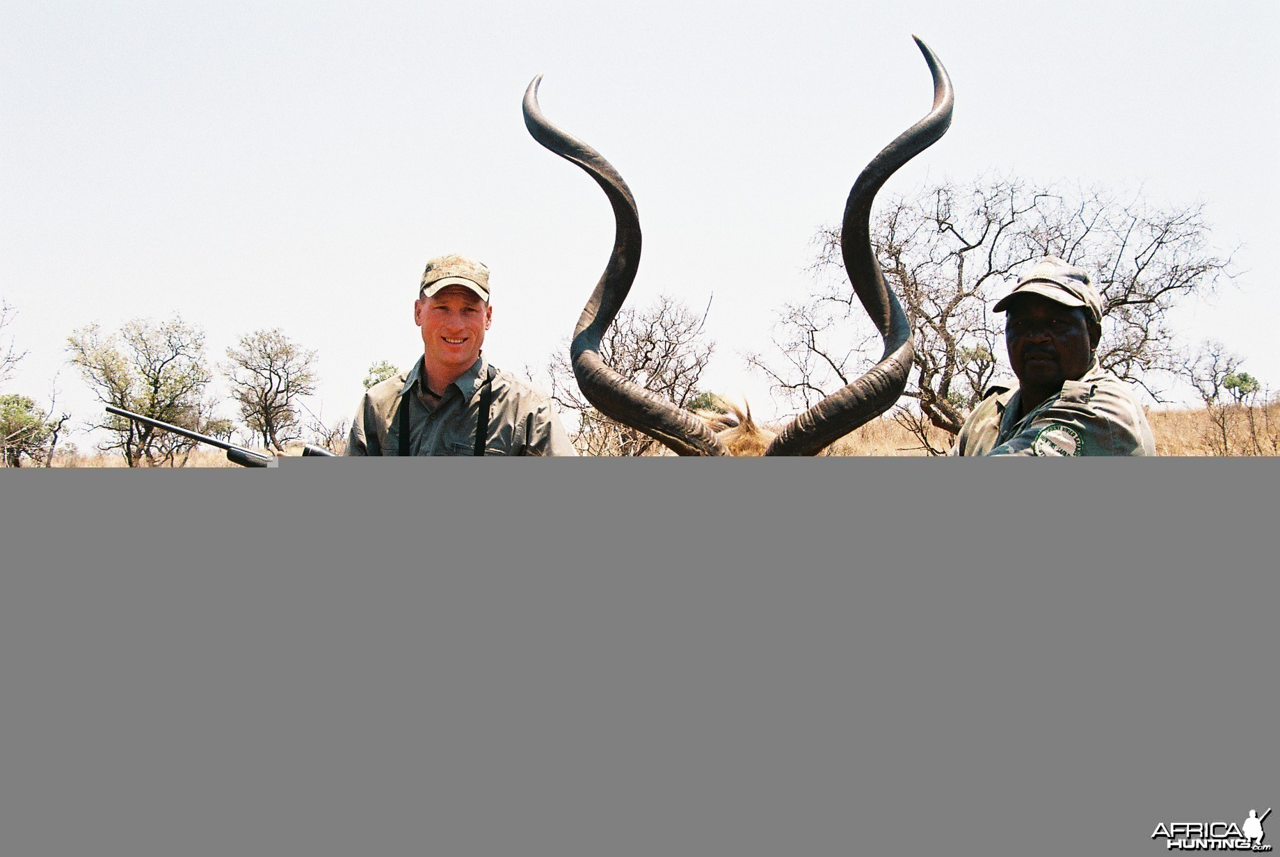Hunting Kudu with Wintershoek Johnny Vivier Safaris in SA