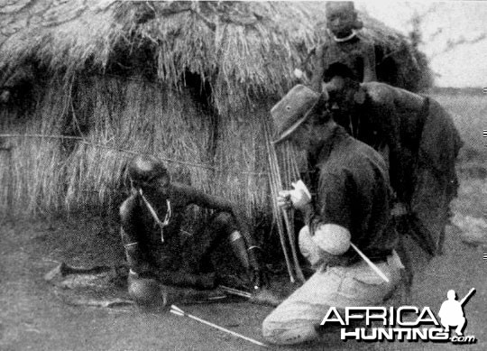 Bowhunting Africa