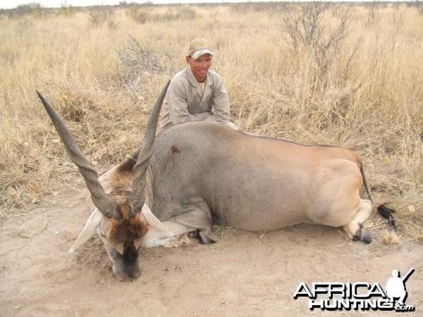 """38"""" Cape from Kalahari in Botswana"""