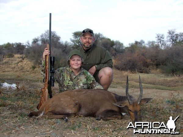 2010 RSA Hunter Bushbuck