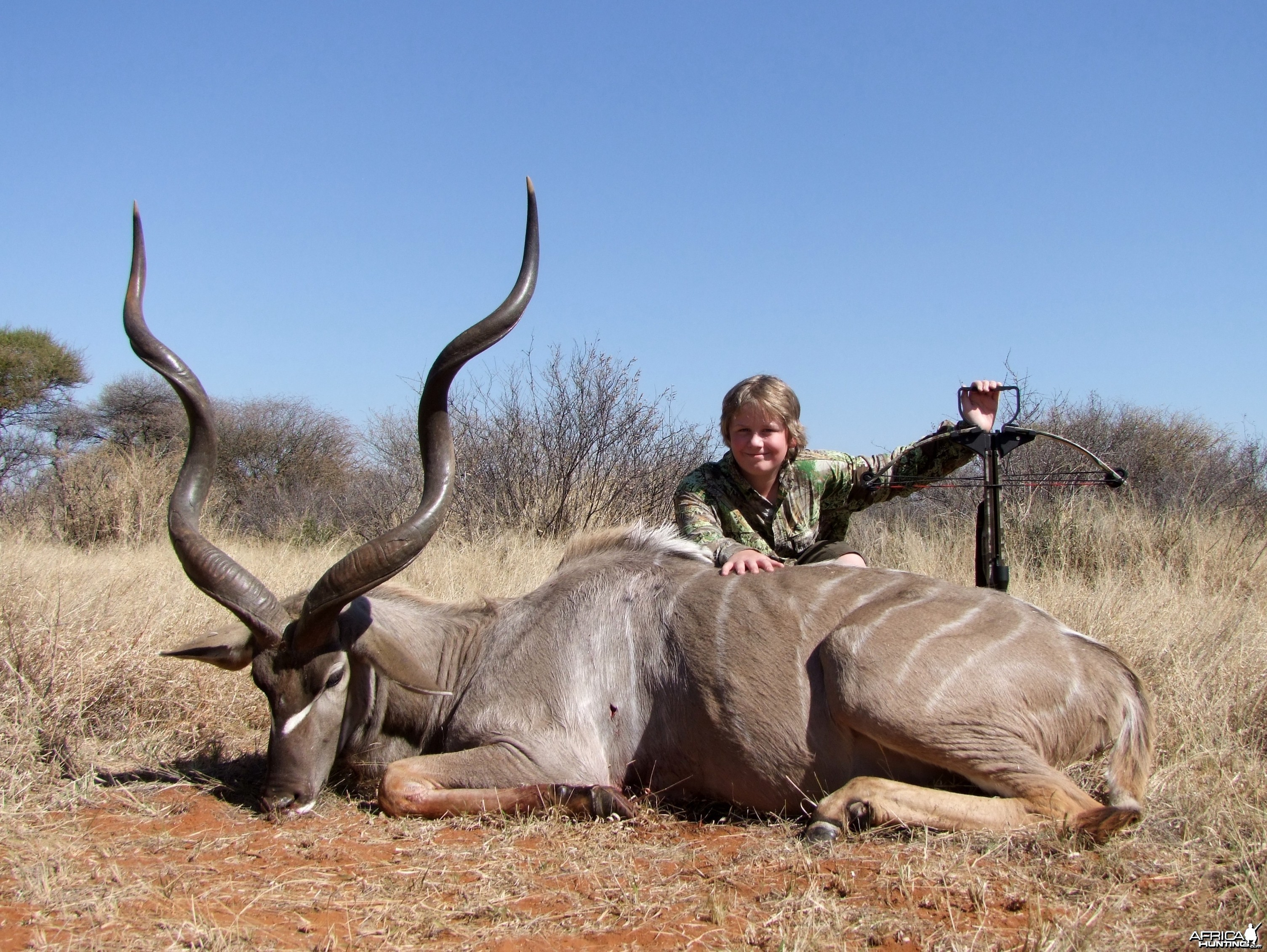 2010 RSA Hunter Kudu