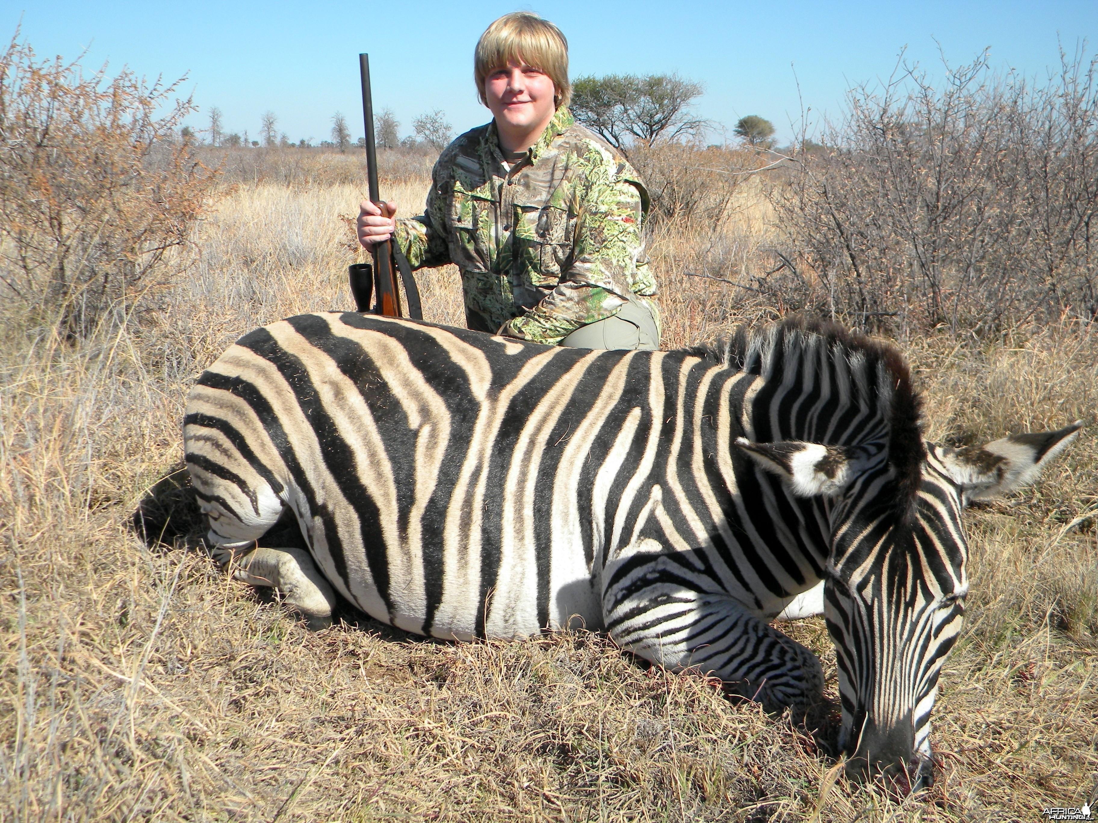 2010 RSA Zak Zebra