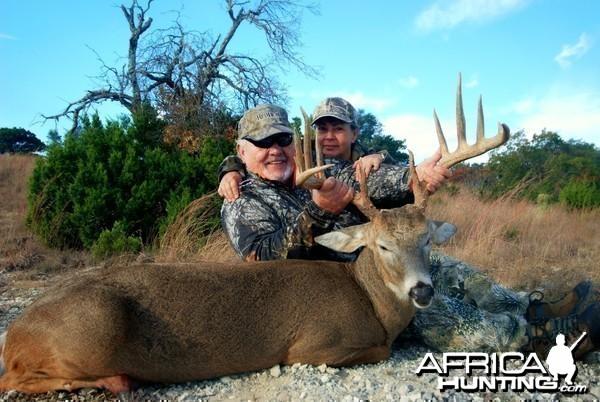 texas 12 point buck by manny fajin
