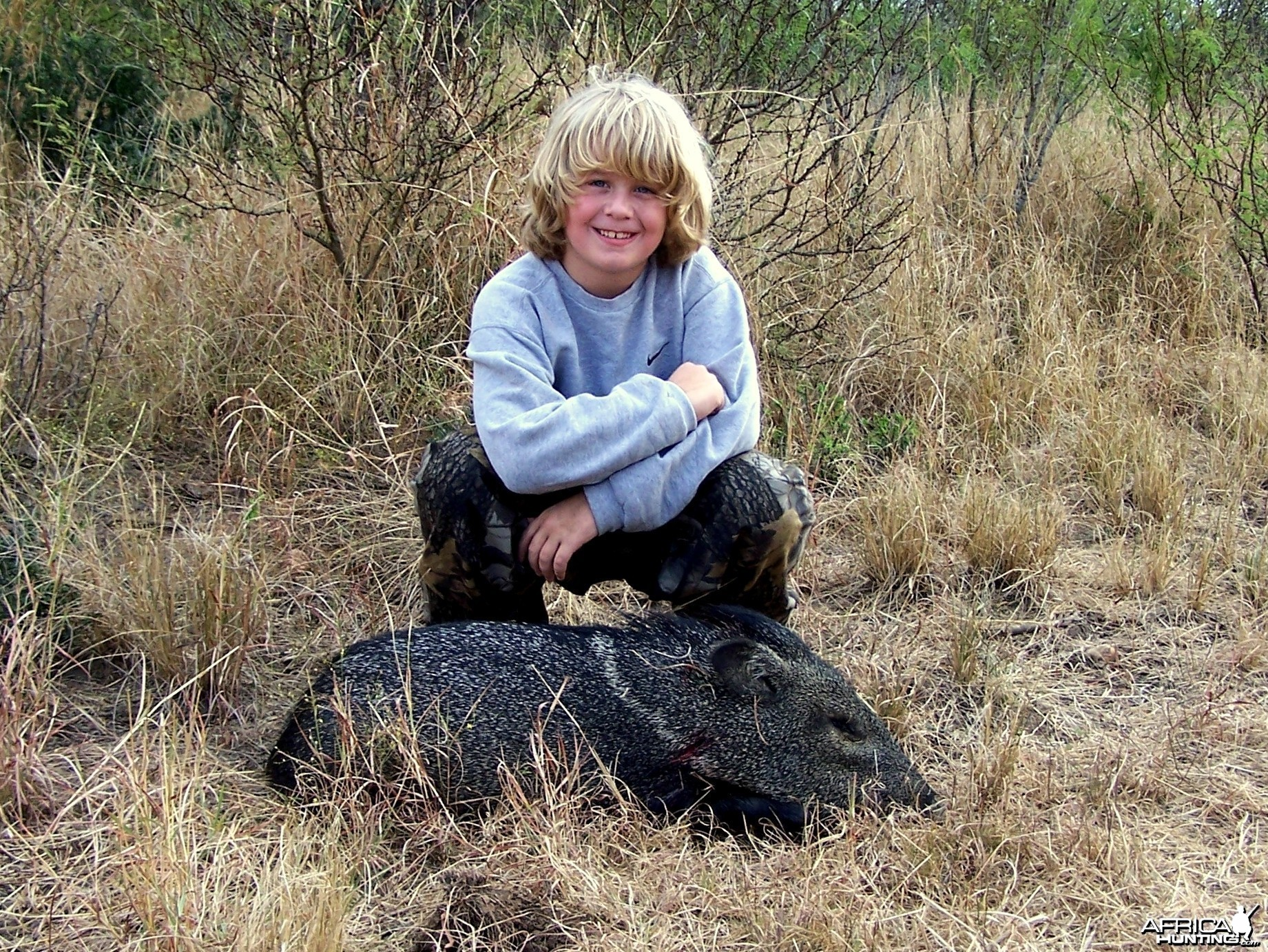 2007 Texas Hunter Javelina