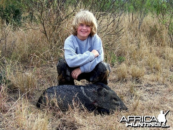 2007 Texas Hunter Javelina