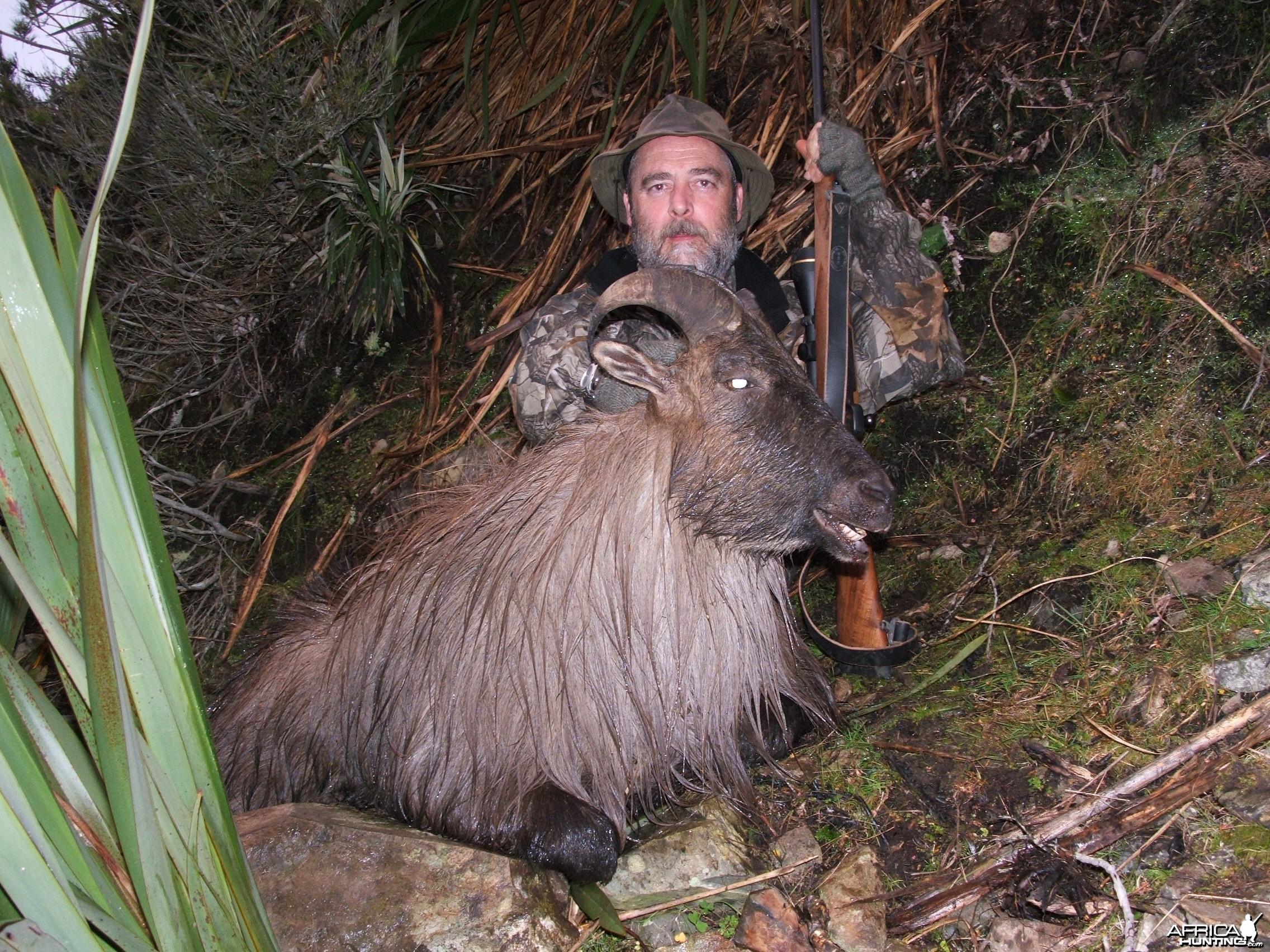 New Zealand Hunt