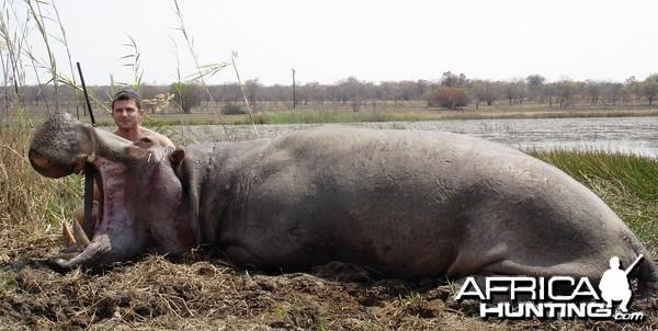 Hunting Hippo