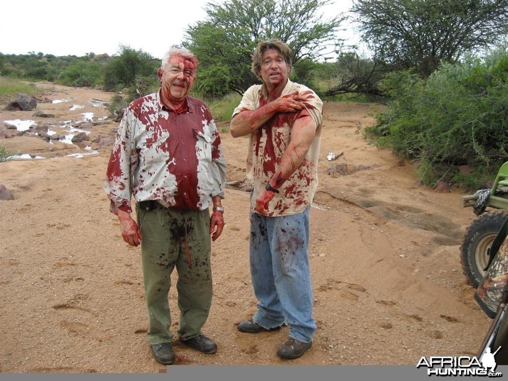 Leopard incident!