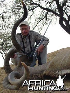 Greater Kudu Spiral