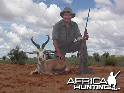 Namibia - Springbok