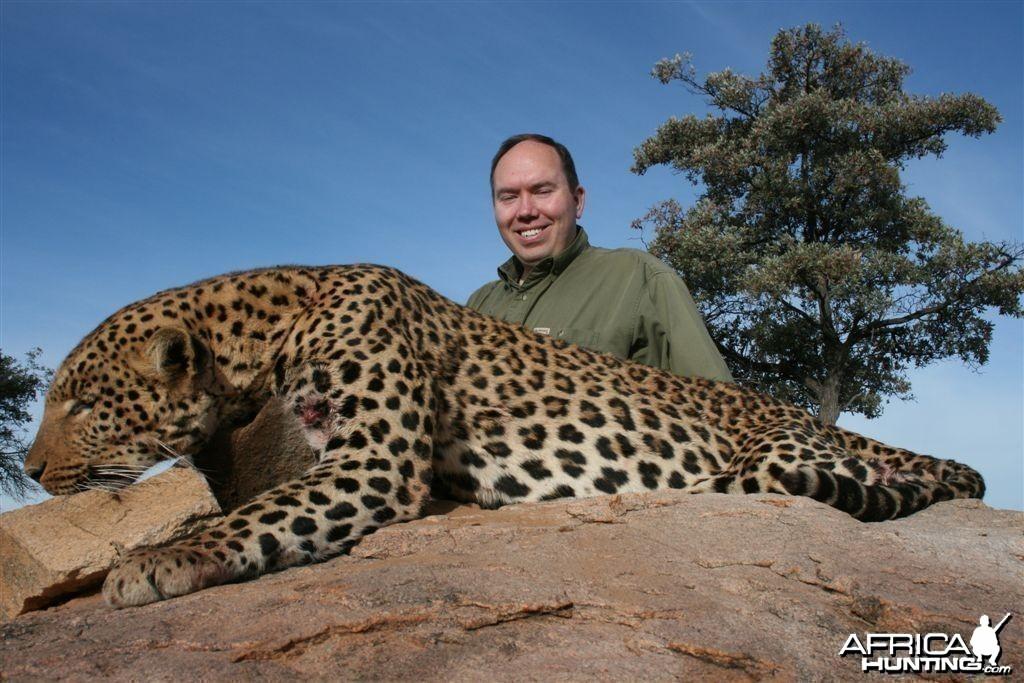 Khomas Hochland Leopard