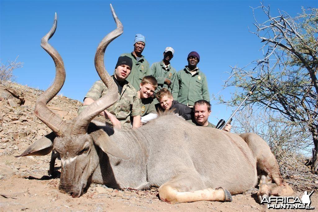 Kudu Namibia