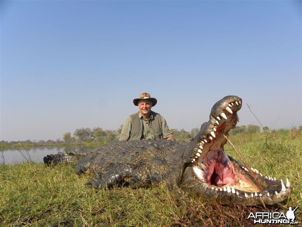 Kwando Croc
