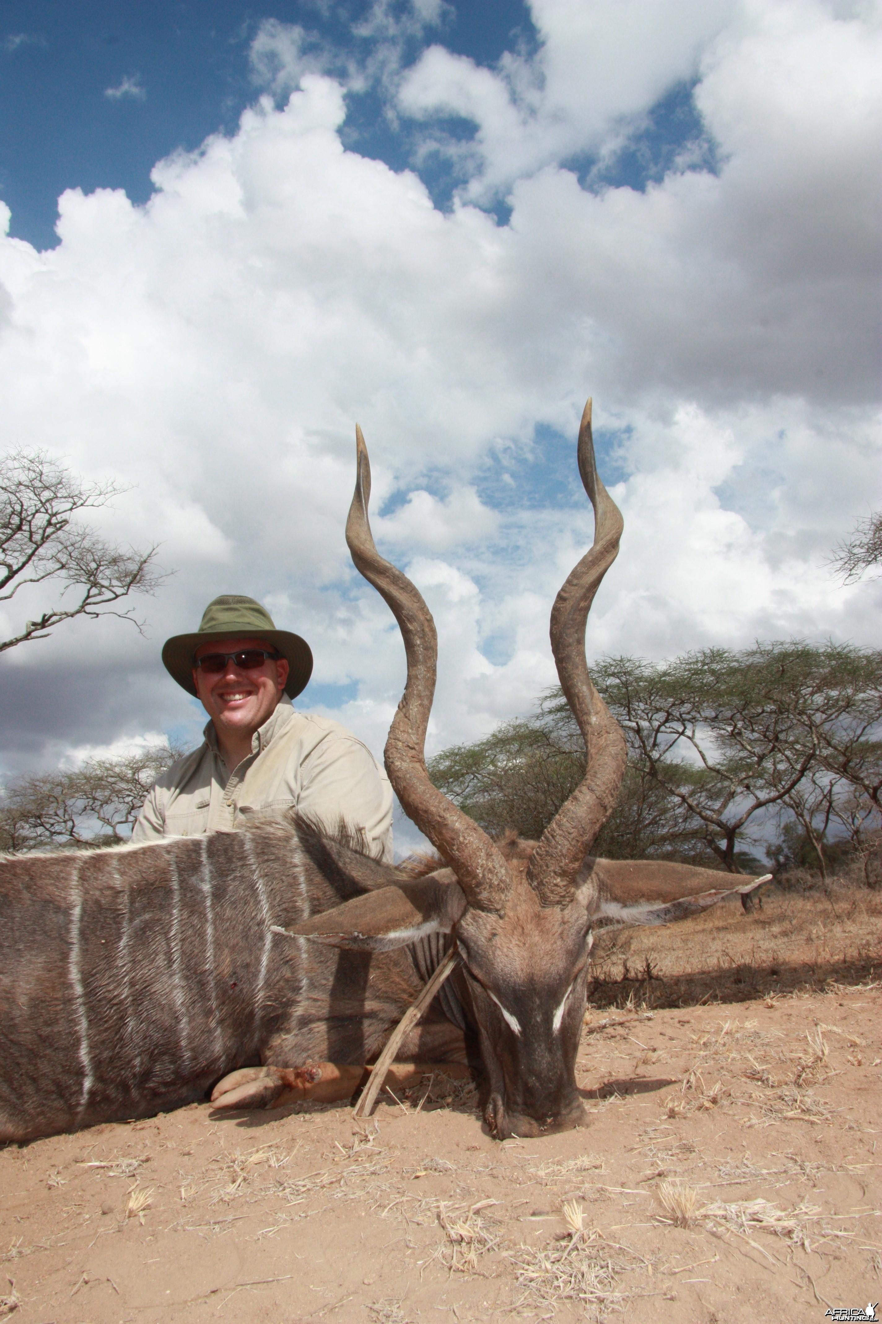 2010 Lesser Kudu Lake Natron