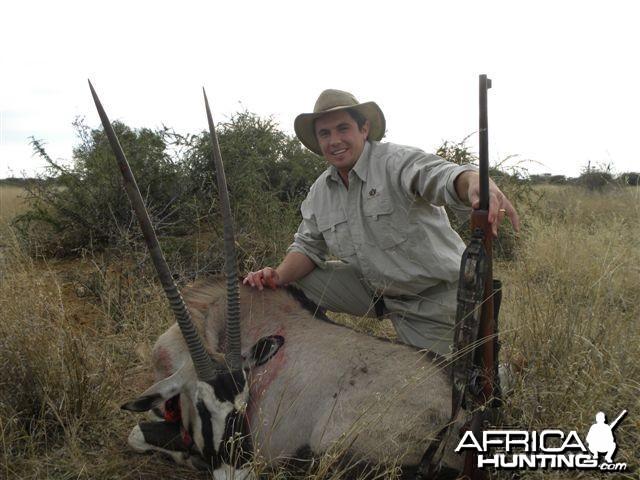 Biltong hunting