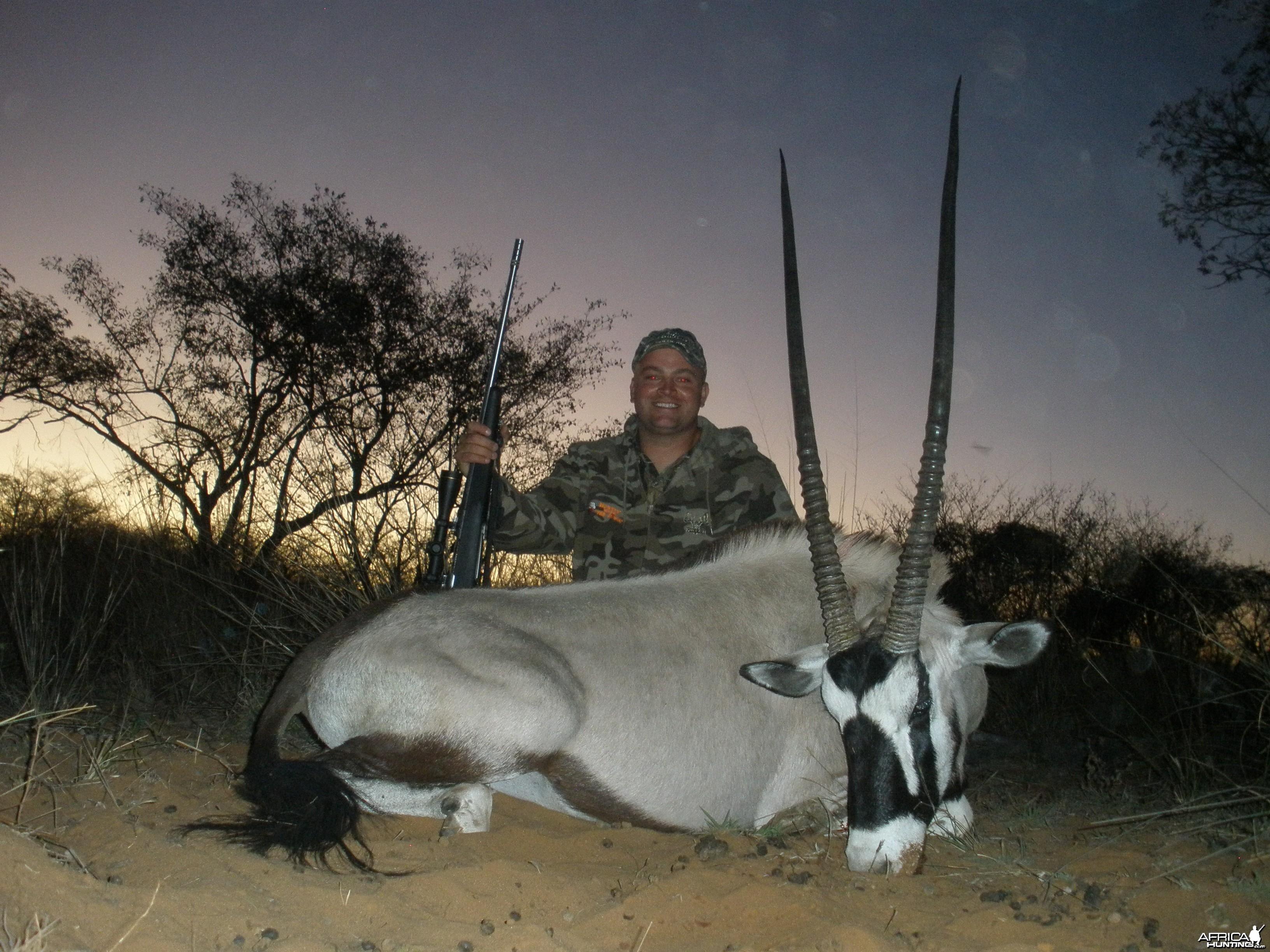Gemsbok 2010 Limpopo