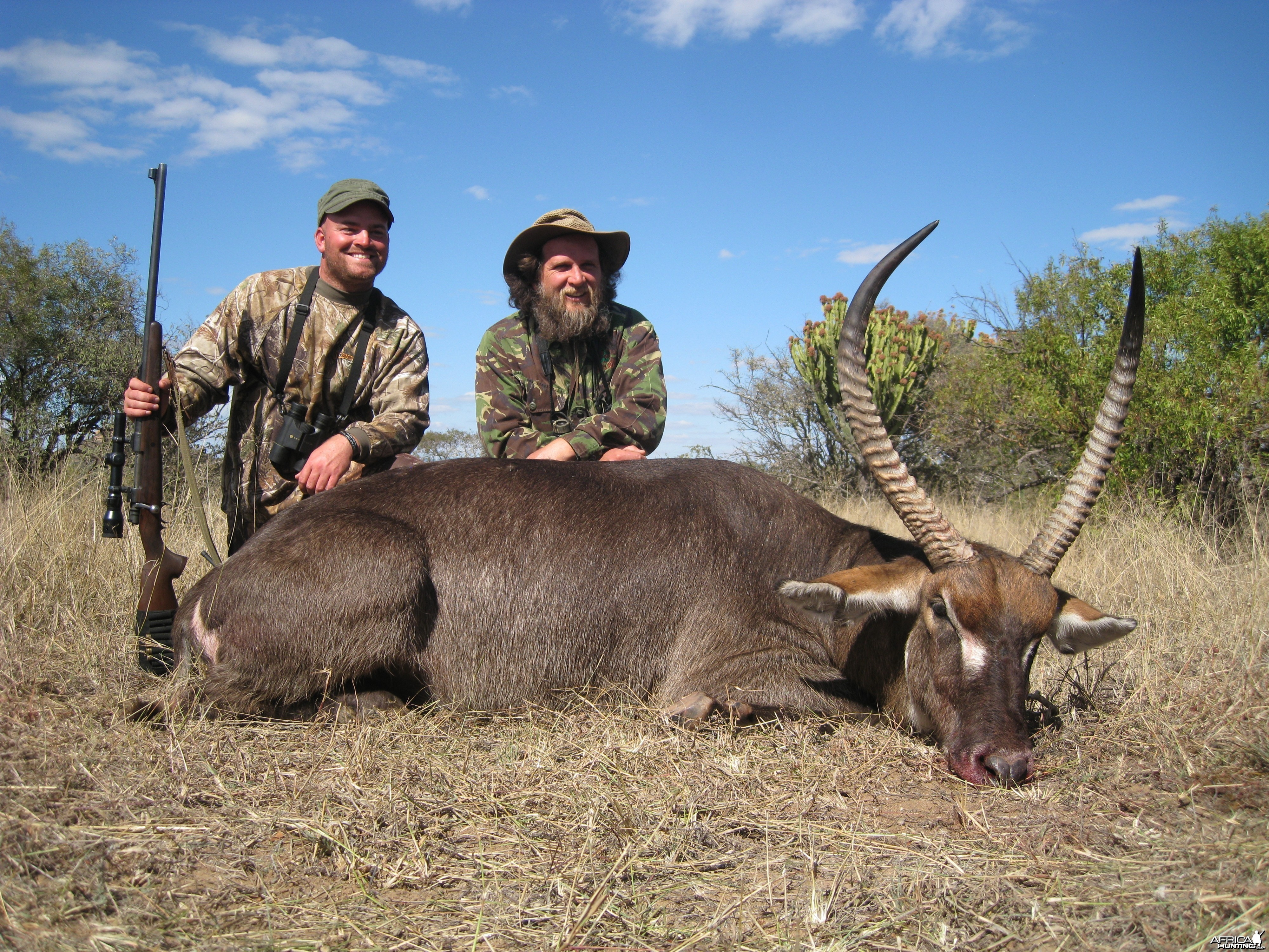 2009 Waterbuck Limpopo